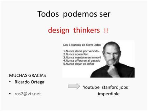 stanford design thinking youtube de la bauhaus al design thinking finall
