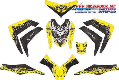 Striping Mio M3 By Kaisar Stiker by Mio M3 Stikermotor Net