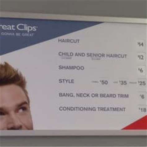 great clips prices great clips hair salons pleasanton ca yelp