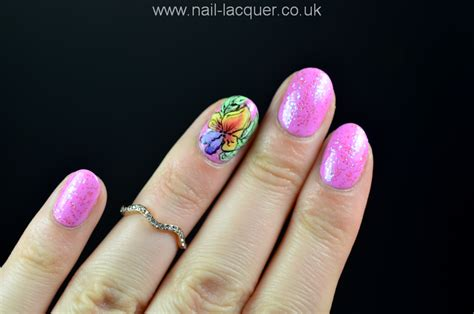 nail art tutorial uk one stroke nail art tutorial nail lacquer uk
