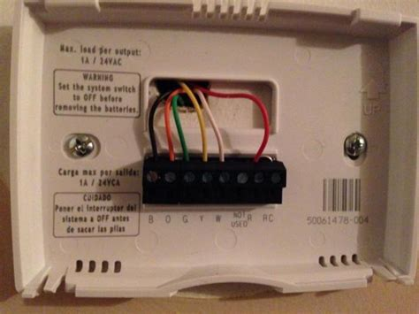 honeywell thermostat rth221 wiring diagram get free