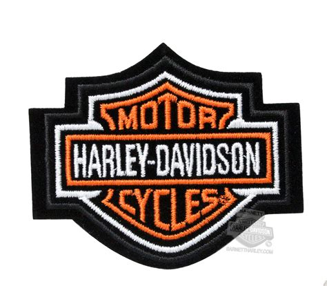 Aufnäher Patches Harley Davidson by Emb302381 Harley Davidson 174 Classic B S X Small Patch