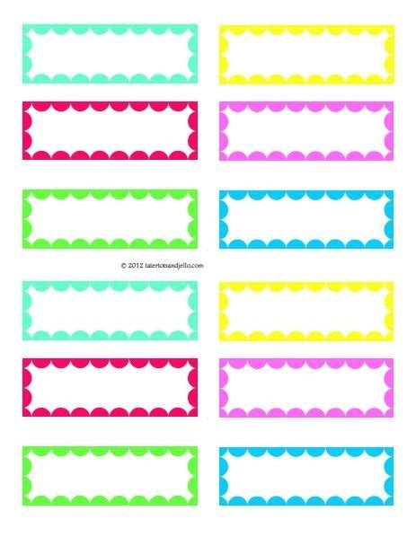 printable paper name tags 72 best images about kids name tags on pinterest circles