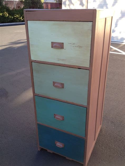 painting a wooden file cabinet wooden file cabinet painted in old town paints chalk style