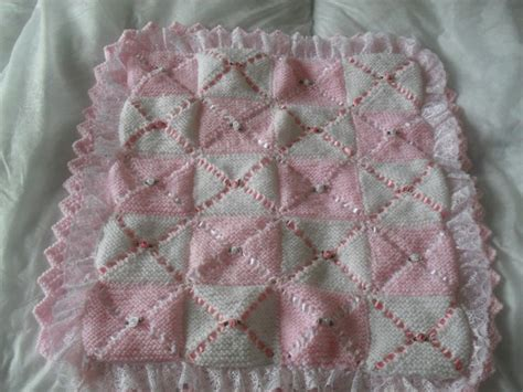 Baby Blanket Knitting Patterns Uk by Nell S Baby Knits