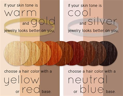 how to choose a how to choose the right hair color laudablebits