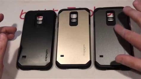Samsung Galaxy V Spigenslim Armor recensione cover tough armor samsung galaxy s5 da