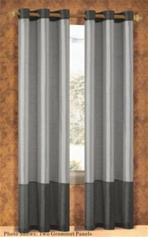two color curtain panels 1000 images about curtains on pinterest elegant