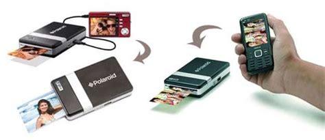 pogo instant mobile printer polaroid pogo an instant mobile printer