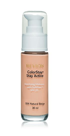 Foundation Revlon Colorstay Active Revlon 174 Colorstay Stay Active Makeup