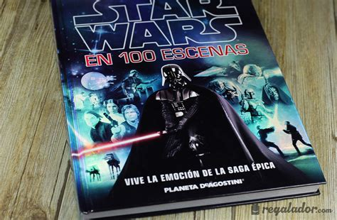 libro star wars complete vehicles libro star wars en 100 escenas en regalador com
