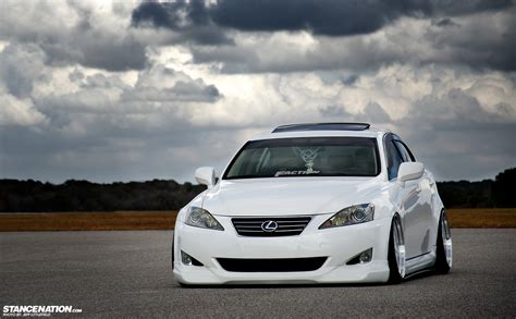 lexus slammed style elegance petar s clean lexus is stancenation