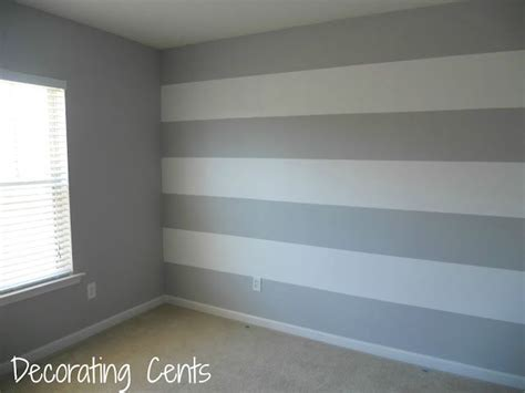 striped wall ideas best 25 grey striped walls ideas on pinterest
