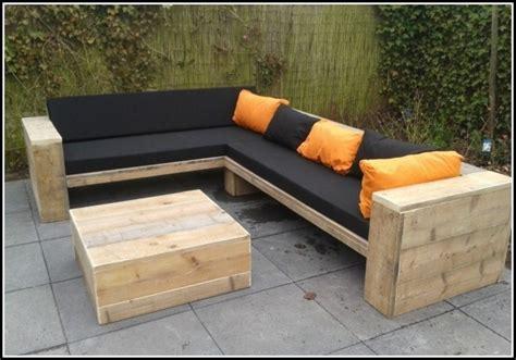 lounge selber bauen garten lounge sessel selber bauen