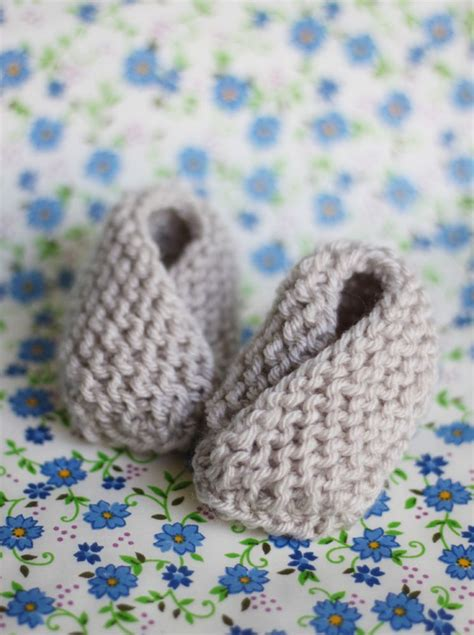free booties knitting pattern knit baby booties on knitting patterns baby