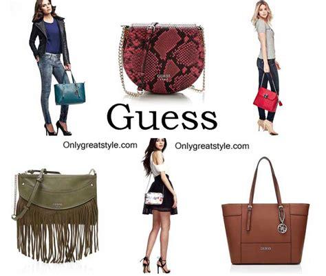 New Guess Tikar 2016 guess bags fall winter 2016 2017 handbags for