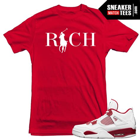 Kaos Tshirt Big Size Nike 2xl 3xl 4xl 1 4 alternate shirt to match jordans sneaker match tees