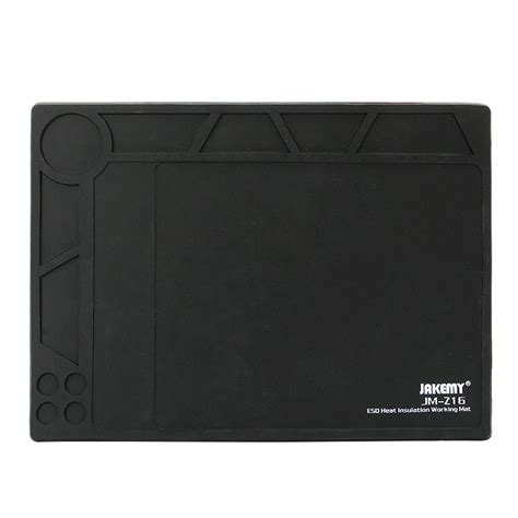 Jakemy Esd Heat Insulation Working Mat With Magnetic Jm Z17 jakemy esd heat insulation working mat jm z16 jakartanotebook