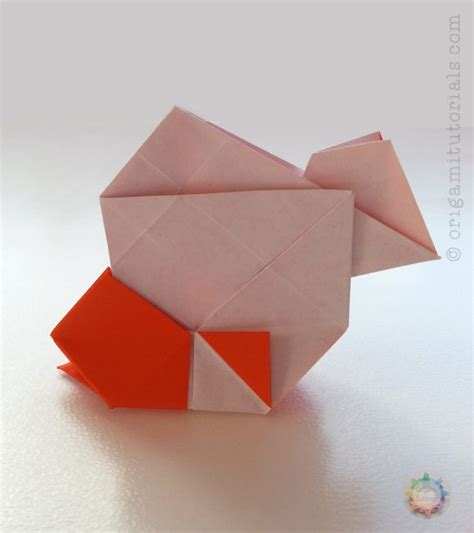 Single Fold Origami - free coloring pages single paper origami 101 coloring pages