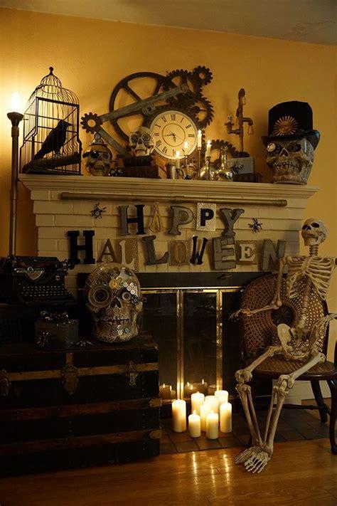 Diy Steampunk Home Decor by 17 Best Ideas About Steampunk Halloween On Pinterest
