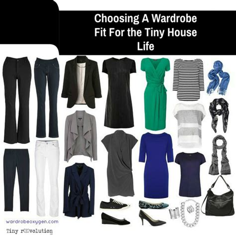 Choosing A Wardrobe Fit For The Tiny House Life | choosing a wardrobe fit for the tiny house life new