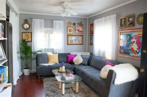 gambar ruang tamu kecil modern cantik terbaru
