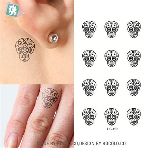 small skull tattoos for girls 25 best ideas about small skull on small