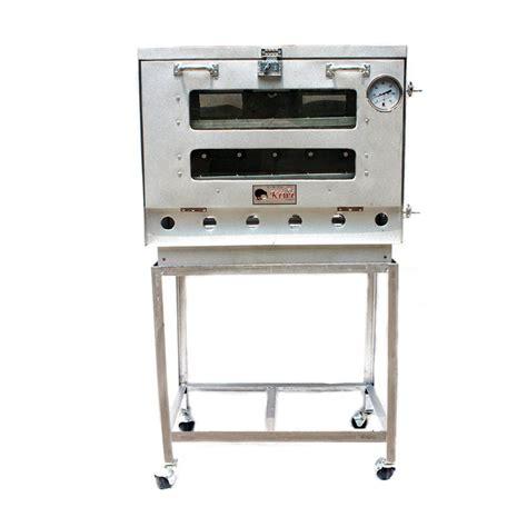 Oven Panggang Gas jual kiwi oven gas alat pemanggang silver 60 cm harga kualitas terjamin blibli