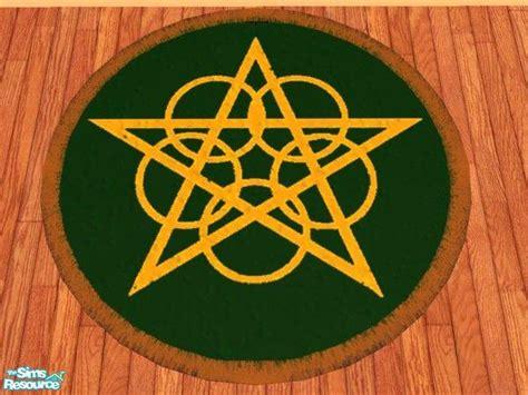 Pentagram Rug by Nightrowan S Pentacle Rug