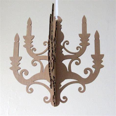 black cardboard chandelier best 25 cardboard chandelier ideas on paper