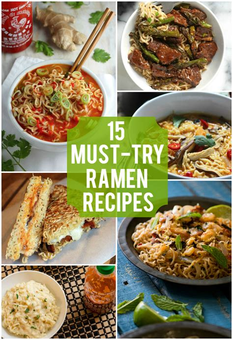 15 must try ramen recipes the craftiest couple