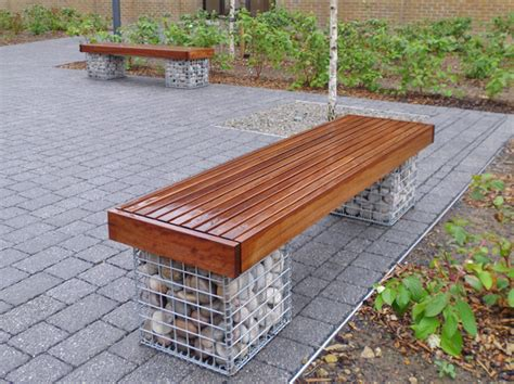 gabion bench elements gabion basket bench seat