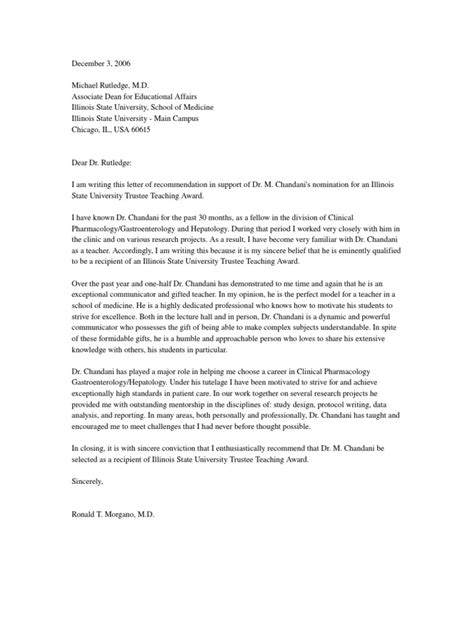 collection of solutions recommendation letter for volunteer award