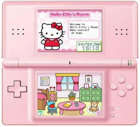hello kitty nintendo ds image gallery hello kitty nintendo ds