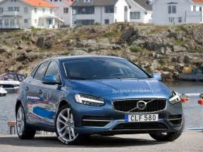 Volvo Be 2016 Volvo V40 Facelift Rendering