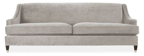 room and board loring sofa sketch42 the perfect bachelorette pad dissected