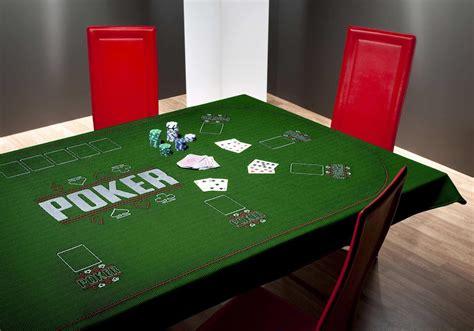 Rectangular Poker Table Cloth Green Pokerproductos Com