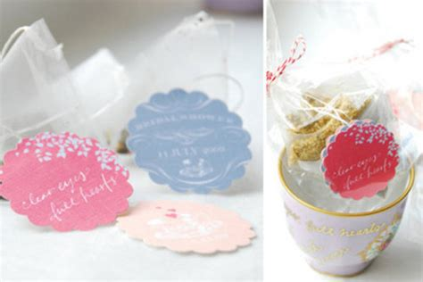 Handmade Bridal Shower Favors - the official of the new york institute of and