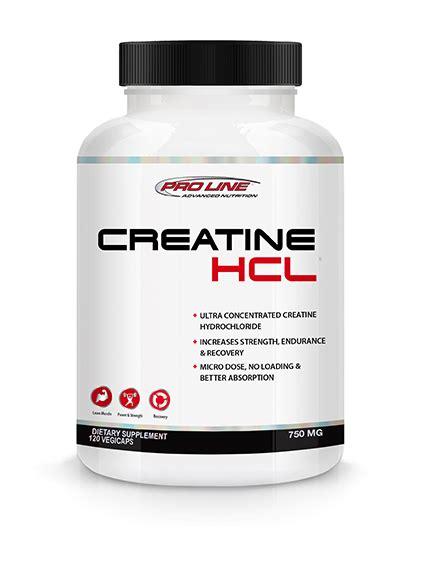 creatine hcl creatine hcl capsules