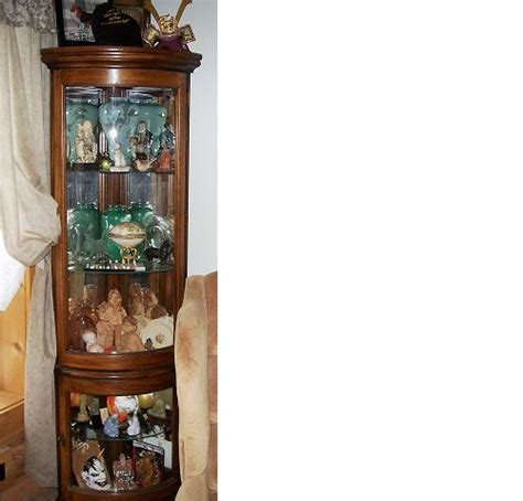 how to decorate a curio cabinet ehow uk