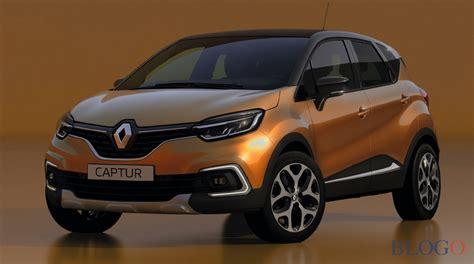 Renault Captur 2017 Facelift Foto