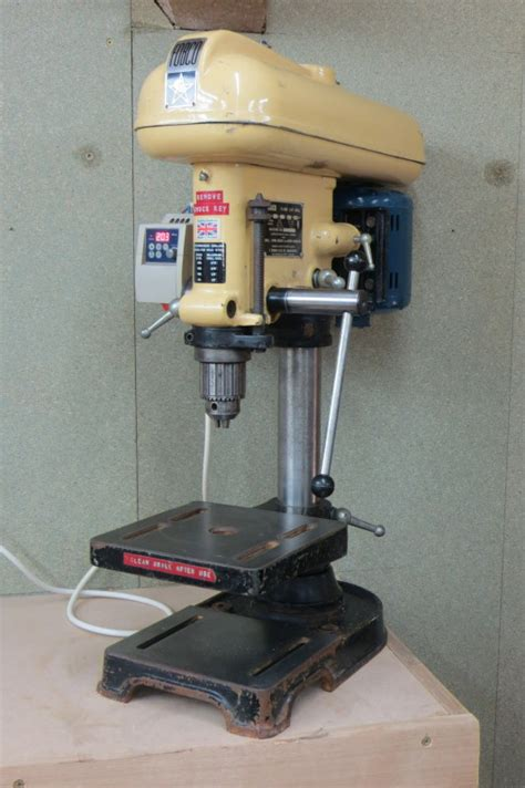 bench drills for sale a restored fobco bench drill