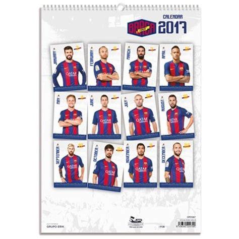 Barcelona Calendar Barcelona Calendars 2018 On Europosters
