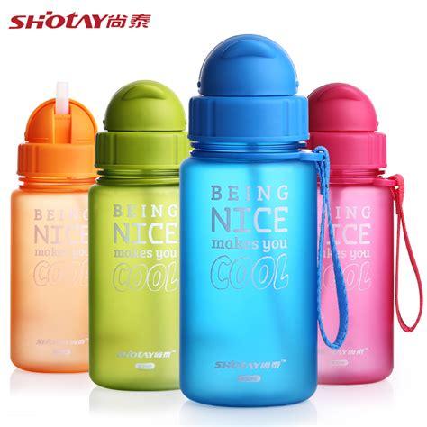 Us Baby Sport Straw Bottle 310 Ml Tersedia Pilihan Warna T2909 400ml baby water bottle kid bottles with straw child bottle for water sport feeding