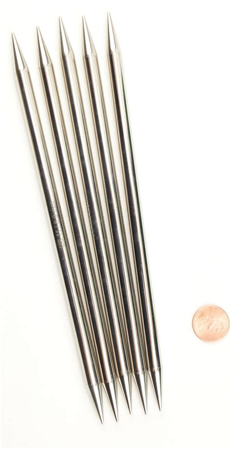 Platina 8 Quot Point Size 11 Knitting Needles By