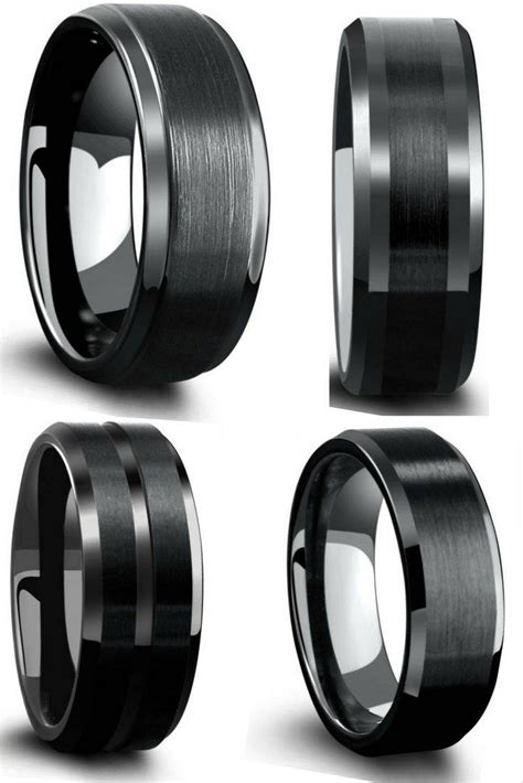 2018 strongest metal wedding bands