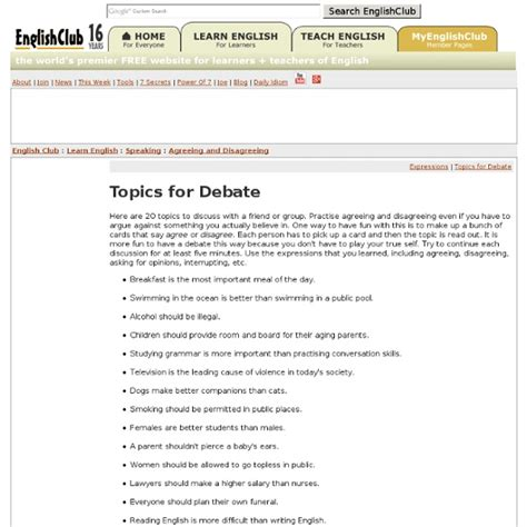 Debate Essay Topics by Sat Prompts And Sle Essays Act Essay Sle 5