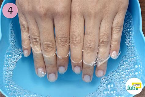 Water Nail by How To Clean And Maintain Your Fingernails Fab How