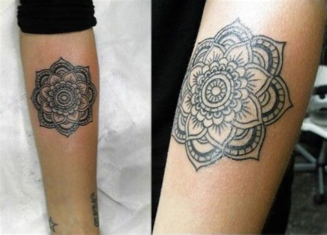 sunflower mandala tattoo meaning mandala tattoo idea mandala pinterest mandala