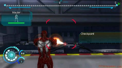 theme psp iron man iron man 2 the video game psp 11 no safe place